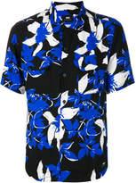 Edwin floral short sleeved shirt