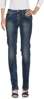 Carlo Chionna Denim pants - Item 42589538