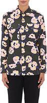 Marni Women's Floral Cotton Safari Shirt