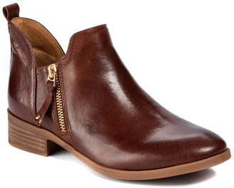 Lucca Lane Sayge Round Toe Bootie