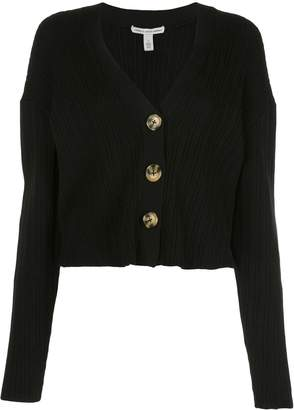 Autumn Cashmere knitted cardigan
