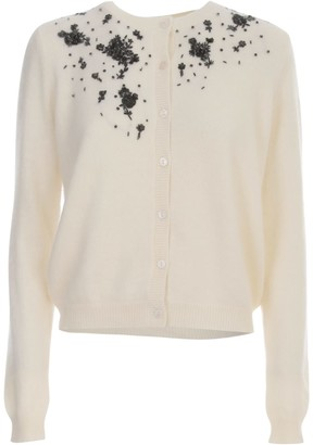 Twin-Set TwinSet Embroidered Cardigan