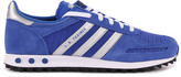 adidas Suede Lace-Up La Trainer Trainers
