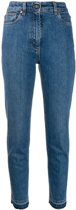 Etro High-Rise Skinny Jeans