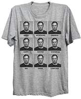 Boston Sports Apparel. Faces of Bill Novelty Tee