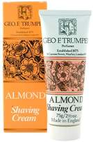 Geo F. Trumper Almond Soft Shaving Cream by 75g Cream)