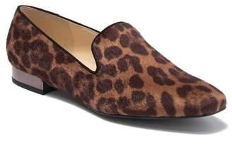 Nine West Lisette Leopard Print Loafer