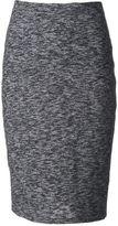 Apt. 9 Women's Marled Midi Skirt