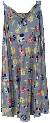 Polo Ralph Lauren Blue Skirt for Women Vintage