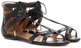 Aquazzura Beverly Hills leather sandals
