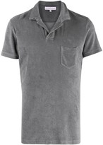 Orlebar Brown Terry towelling polo shirt