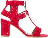 Laurence Dacade Helie sandals - women - Calf Suede/Leather - 37