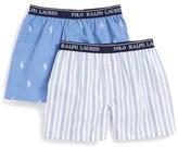 Polo Ralph Lauren Boy's Woven Boxers