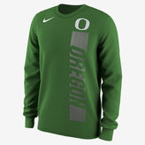 Nike College (Oregon) Men's Long Sleeve Top