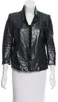 Rebecca Minkoff Distressed Leather Jacket