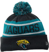 New Era Jacksonville Jaguars Biggest Fan Reflective Knit Hat