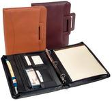 Royce Leather Zip Around Binder Padfolio 301-5