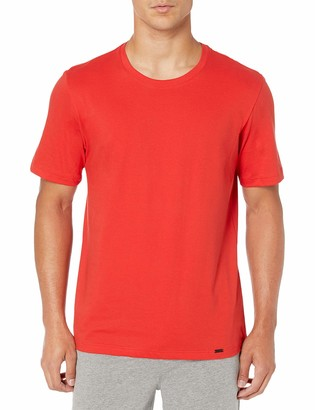 Hanro Men's Living Short Sleeve Shirt