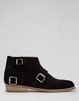 Belstaff Bassenthwaite Boots Black