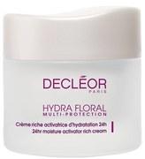 Decleor 'Hydra Floral' 24 Hour Moisture Activator Rich Cream