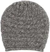 White Sierra Shooting Stars Beanie - Wool Blend (For Women)