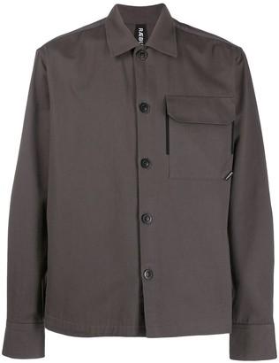 Raeburn Chest Pocket Shirt Jacket