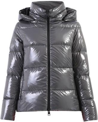 Herno Glazed Ripstop Puffer Jacket