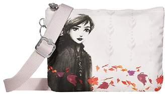 Kipling Disney's Frozen Raina Crossbody Pouch (Gentle Wind) Handbags