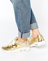 Missguided Metallic Sneaker
