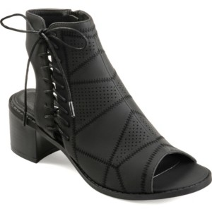 Journee Collection Women's Elexy Booties Women's Shoes