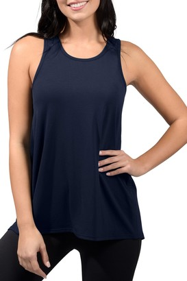 90 Degree By Reflex Tie Back Tank