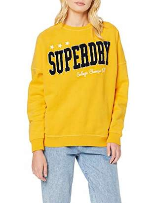 Superdry Women's Blair Crew Jumper,Small (Size: )