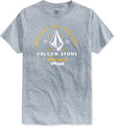 Volcom Men's Standard Graphic-Print T-Shirt