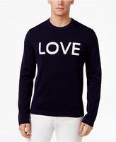 Michael Kors Men's Cotton Love Sweater