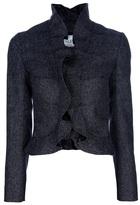 Valentino Ruffle detail jacket