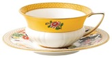 Wedgwood Wonderlust Primrose Cup & Saucer