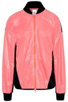 adidas by Stella McCartney Stella McCartney flash red bomber jacket