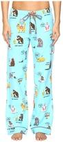 PJ Salvage Hannukkah Cats PJ Pants