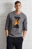 Tailgate Iowa Herky Thermal Shirt