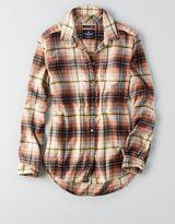 American Eagle AEO Ahhhmazingly Soft Boyfriend Shirt