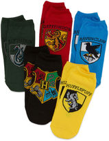 Pink Cookie Harry Potter 5-pk. Low-Cut Socks - Boys 8-20