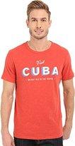 Lucky Brand Men's Visit Cuba Graphic Tee