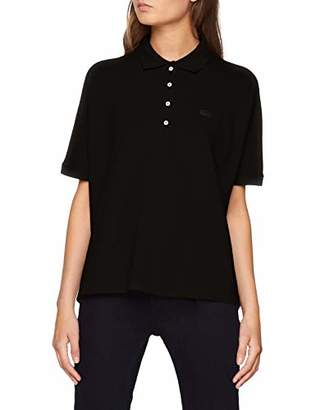 Lacoste Women's Pf0103 Polo Shirt, (White 001)