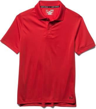 Under Armour UA Uniform Short Sleeve Polo - Pre-School