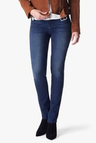 7 For All Mankind Slim Illusion Luxe Kimmie Straight In Luminous