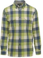 Woolrich Men's Stone Rapids Eco-Rich Modern Fit Shirt