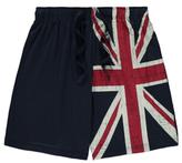 George Union Jack Lounge Shorts