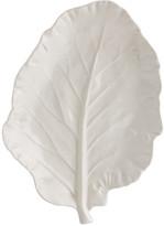 Cabbage Leaf Serving Dish