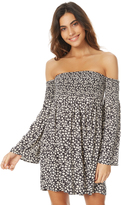 Billabong Night Fox Dress Black