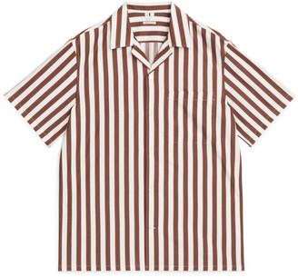 Arket Striped Resort Shirt